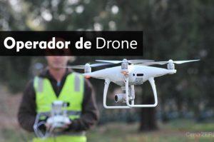 Curso de Operador de Drones