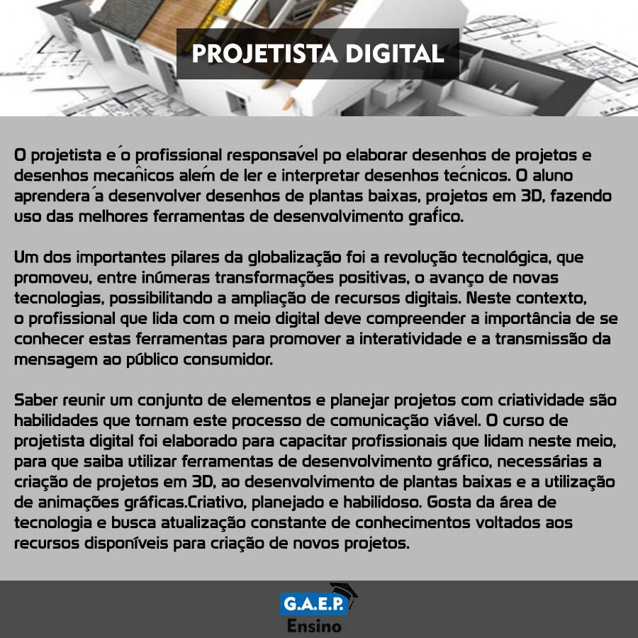 Explicação Projetista Digital Oficial