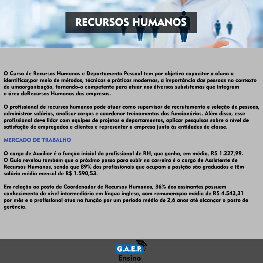 Explicação Recursos Humanos Oficial