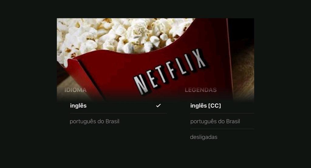 Inglês com Netflix