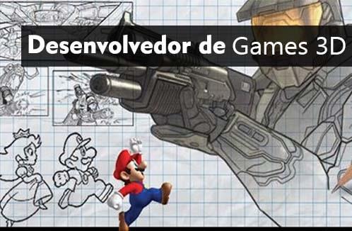 Pacote de Cursos Desenvolvedor de Games 3D Oficial-min