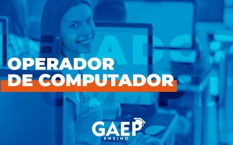 Curso de Operador de Computador
